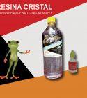 Resina Cristal