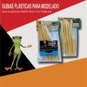 Gubias Plásticas para Modelado