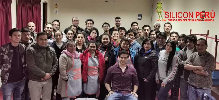 Cursos Moldeo | Agosto | Lima y Chiclayo | 2019
