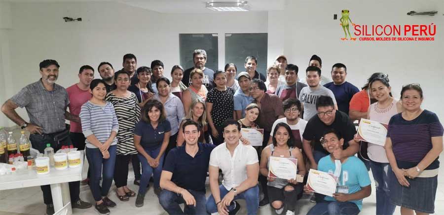 Cursos Moldeo | Octubre | Lima y Santa Cruz-Bolivia | 2019
